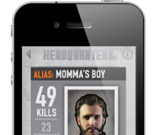 Dead Drop iPhone game/app