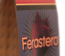 Ferastero—package design