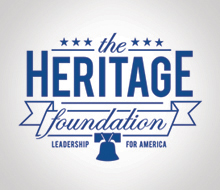 The Heritage Foundation logo redesign