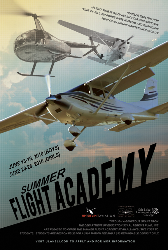 Flight Academy poster