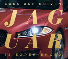 Jaguar Direct Mail
