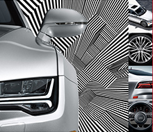 Audi spread
