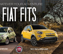 """Fiat Fits"" campaign"